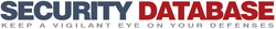 Security Database Logo
